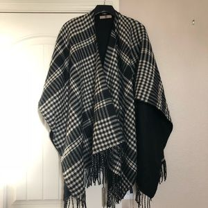 Jackets & Blazers - Blanket shawl
